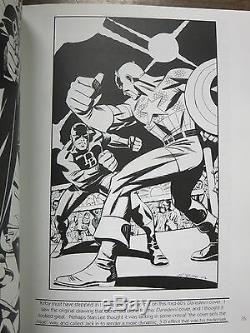 Steve Rude Commissions 2005 Art Book Wonder Woman Cover Lots of Diff Works! 68pg