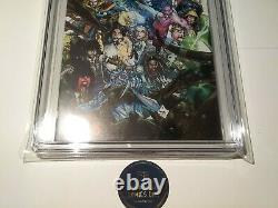 Strange Academy #1 Walmart Variant CGC 9.8 Lots of First appearances