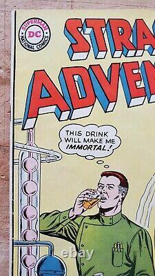 Strange Adventures #145 VF- DC Silver Age Sci-Fi! Lots of Photos