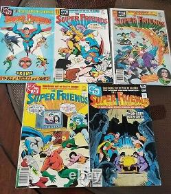 Super Friends lots 29 issues DC Comics great condition & free shipping