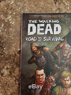 THE WALKING DEAD #193 NM 1st Image Miscut Error Lots of Pictures