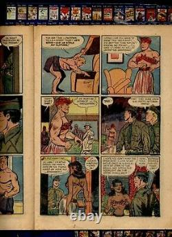 Tell it to the Marines! SILVER AGE WAR COMIC Lots of Good Girl art and Pin-Ups