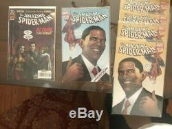 The Amazing Spider-Man #583 HUGE LOTS ALL VARIANTS N/M (20 copies)