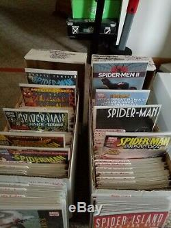 The Amazing Spiderman Complete Limited Series Lot F/VF/NM 290 Comics 1 of a kind