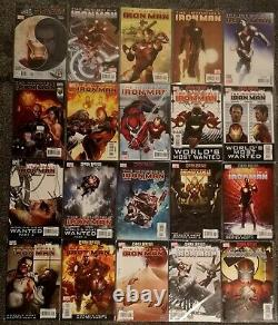 The Invincible Iron Man #1-33 complete set. Lots of 1st APPEARANCES! High Grade