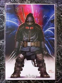 The Last Ronin 1 InHyuk Lee 4th of July Variant TMNT! IN HAND LOTS OF PICS