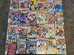 The Mighty Thor Lot of 24 (301-334) Full List Inside Lots More Thor in Store