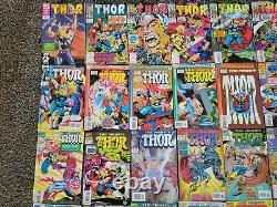 The Mighty Thor Lot of 30 (460-501) Full List Inside Lots More Thor in Store