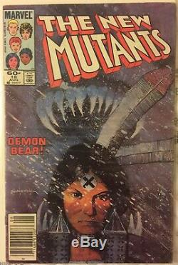 The New Mutants COMPLETE SERIES LOT 1-100 K-LOTS