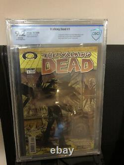 The Walking Dead Comic Book Collection/Lot #1, #3-193 Almost Full Run