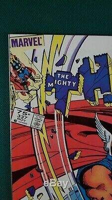 Thor 337 75c Canadian price variant 9.2 9.4 Lots of pics KEY