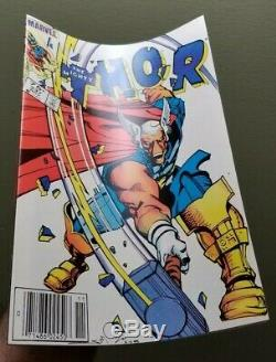 Thor 337 75c Canadian price variant 9.8 stunning mint copy! Lots of pics KEY