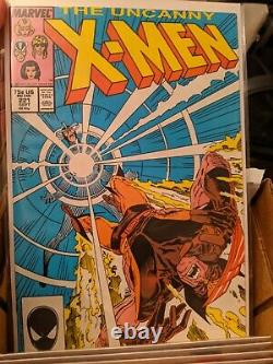 Uncanny X-Men #143 to #243 Complete Run 100 issues Lot No Gaps! Rare Collection