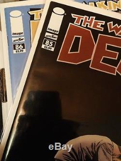 Walking Dead Comic Set, Lot 20-86 Total Of (50) #27 1st Governor Cgc VF-NM. Rare