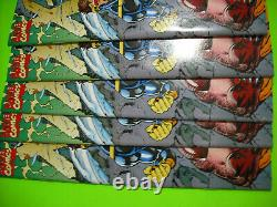 X-Men Deluxe #1E (5 copies) Gatesfold Cover. Lots of 1st Appearances. 3.95 cover