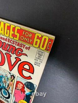 Young Love #110 Very Sharp! (dc, 1974) 100 Page Giant Issue! Lots Of Pics